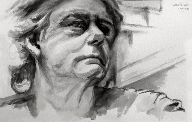 Robby Van Goethem door Linda S. Leon