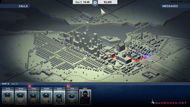 This is the Police Gameplay Screenshot 4