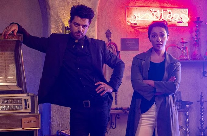 Trailer de la temporada final de The Preacher.
