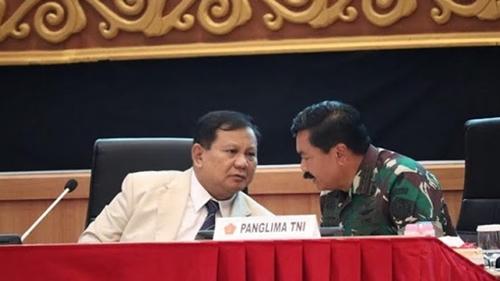Politisi PAN Desak Prabowo Dan Panglima TNI Mundur