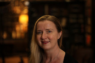 Interview with Catherine Burns, author of The Visitors