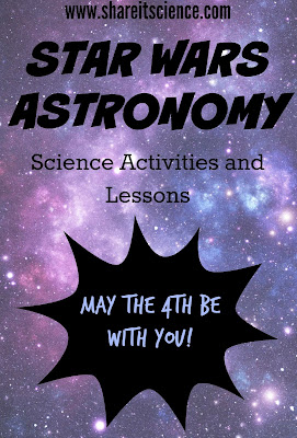 star wars science activities astronomy