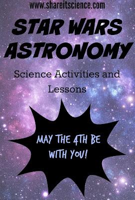 star wars science activities astronomy
