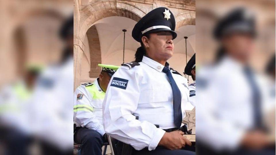"""""""La Comandante"""" la mujer policía que ganó el Mérito Policial 2019 a nivel estatal, al CJNG no le importo, la levantó y descuartizó"""