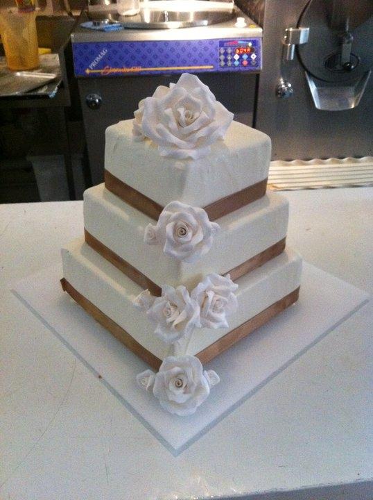 Gelato Messina Wedding Cake
