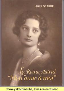 Anna Sparre, La Reine Astrid, Mon amie à moi, 1995