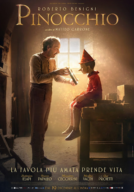 Pinocchio 2019 Poster