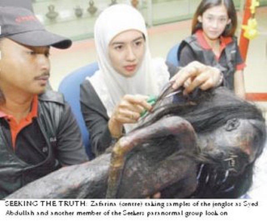 Penanggalan Malaysia: Hardy Boy: KOLEKSI GAMBAR HANTU / SERAM : KENALI HANTU