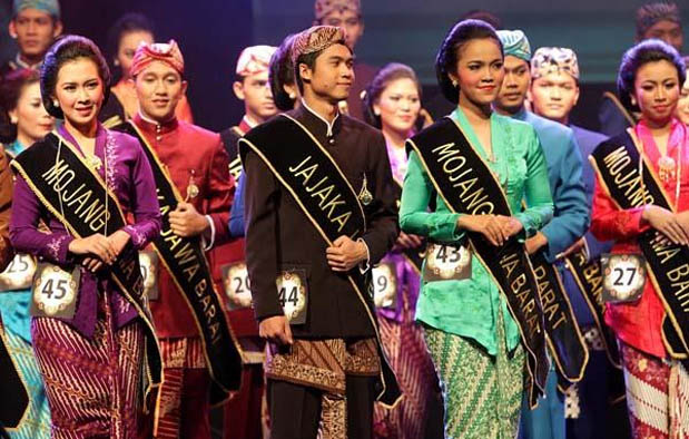 Pakaian Adat Jawa Barat (Sunda)
