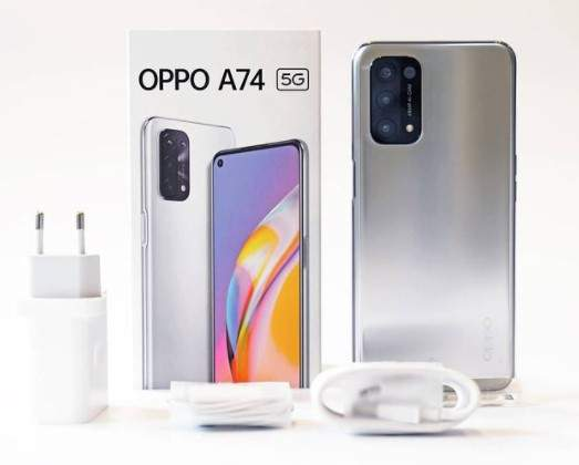 Oppo A74 5G Indonesia