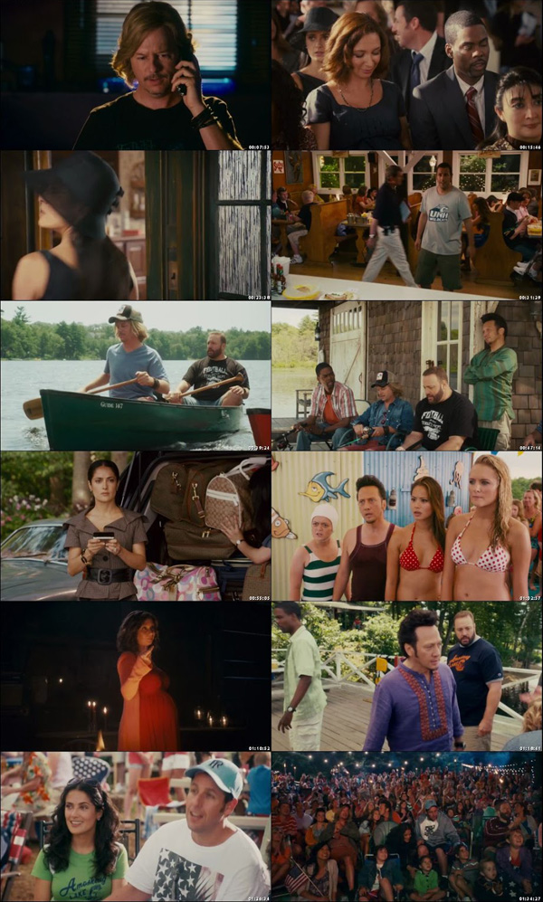 Grown Ups 2010 Dual Audio