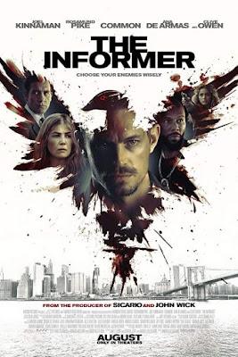 The Informer 2019 Watch Online Free in HD