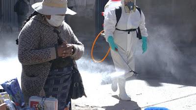 Perú es el quinto país con más casos de coronavirus en el mundo