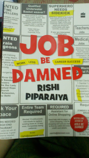 Job Be Damned book cover