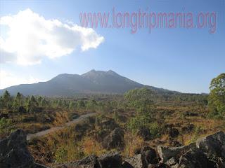 Tempat Wisata Batur Geopark Kintamani Bali