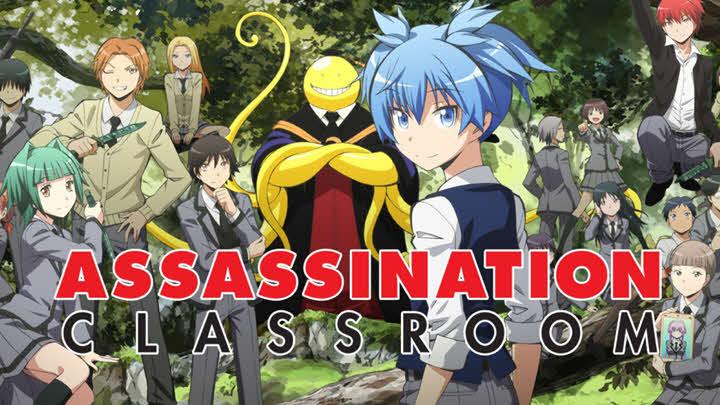 Anime Like Assassination Classroom