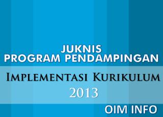 Program Pendampingan Implementasi Kurikulum