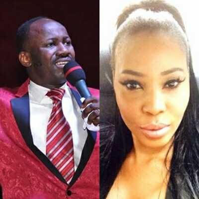 Apostle Suleman's Alleged Lover Releases Screenshots of Video Chats