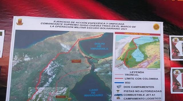 FANB destruyó 5 pistas clandestinas en el estado Zulia