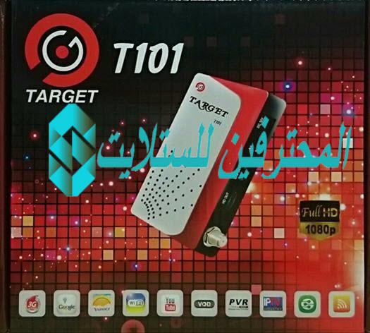 فلاشة و سوفت وير الاصلى  تارجت TAEGET T101  مع شرح تفعيل