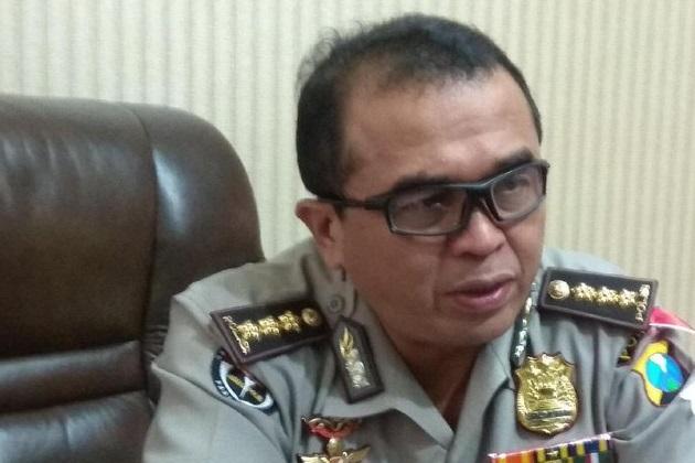 Ledakan Bom di Polrestabes Surabaya, Polisi jadi Korban