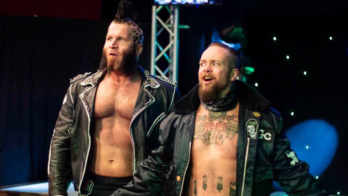 Reno Scum anunciam saída da IMPACT Wrestling