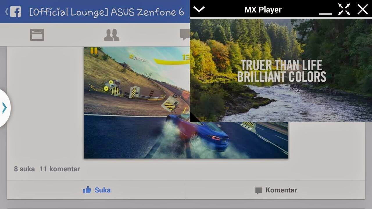 Tutorial Aktifkan Fitur MultiWindows pada Zenfone Series