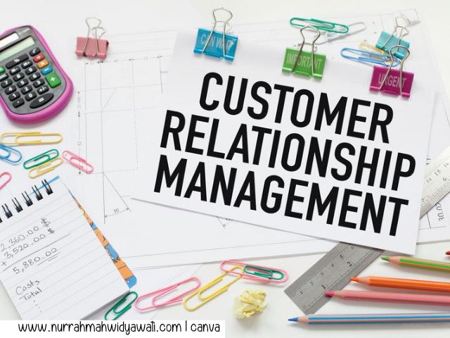 tugas customer relationship management