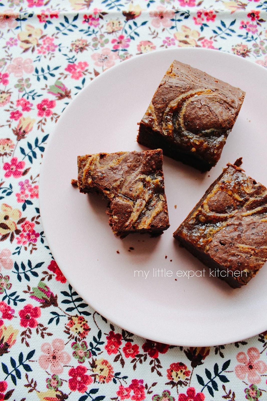 pics Sweet Chestnut Brownies Recipe