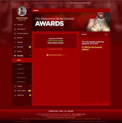 the-glamorous-model-contest-awards