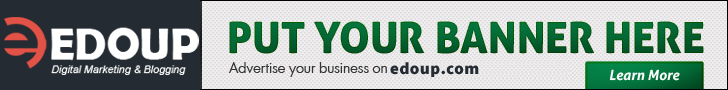 Edoup Advertisement