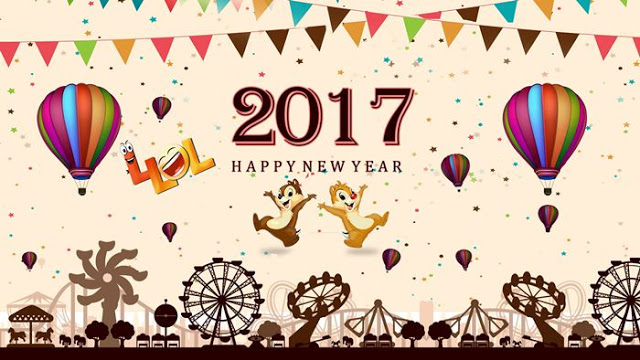 Download Happy New Year Wallpaper