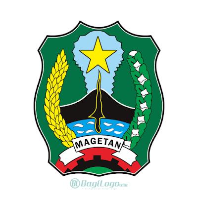 Kabupaten Magetan Logo Vector