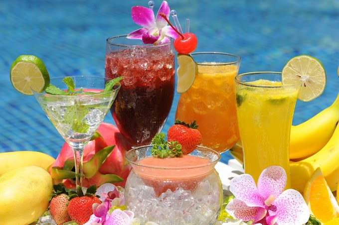 The best drinks to quench your thirst in the heat