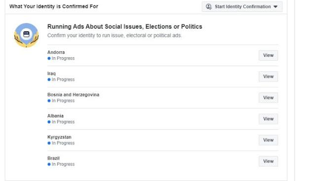 اكتشاف ثغرة  تستهدف المعلنين السياسيين في فيسبوك