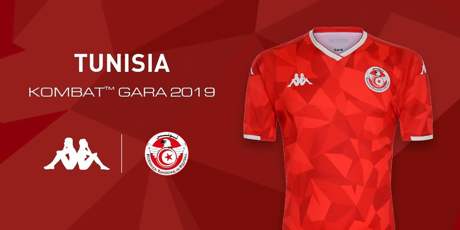 チュニジア代表 2019 アフリカ選...