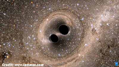 Groundbreaking Discovery Proves Einstein Prediction Re Space-Time Ripples