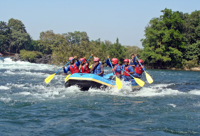 Jim Corbett River Rafting