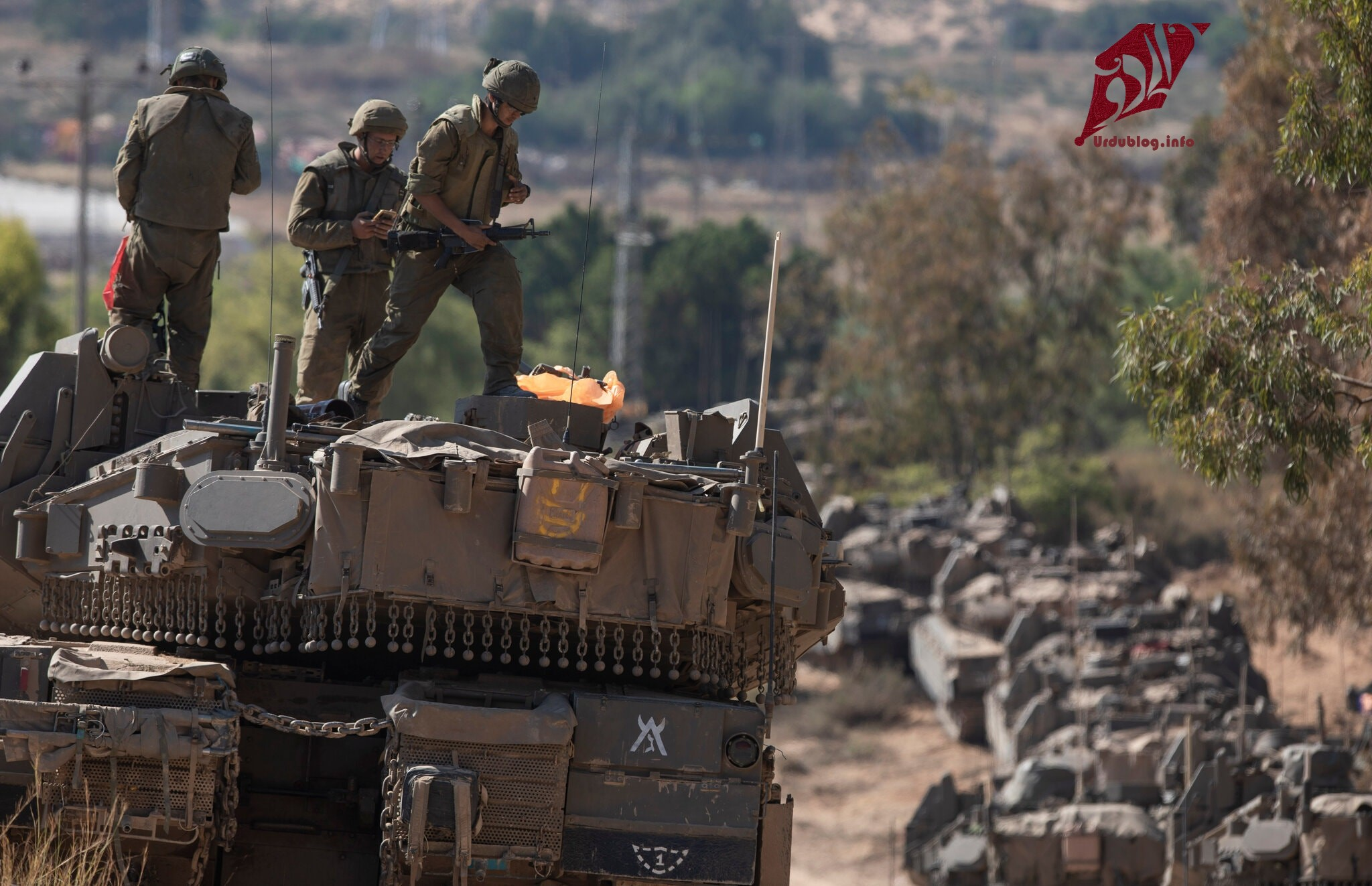 Updates: No Sign of Israel-Gaza Conflict Ending