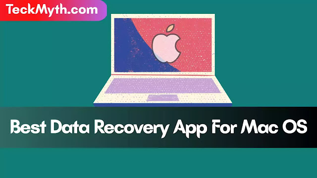 Best data recovery software for Mac OS