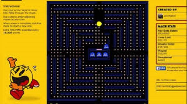 Game World's Biggest Pac-Man