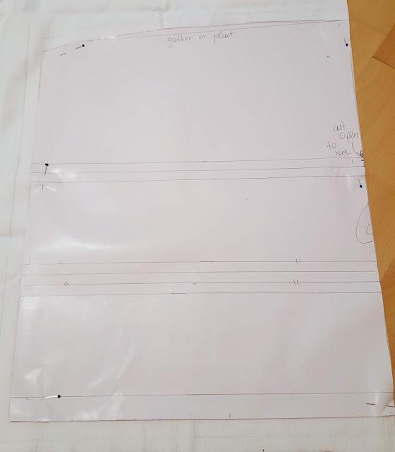 poschen pannier american duchess paper pattern sewing pattern