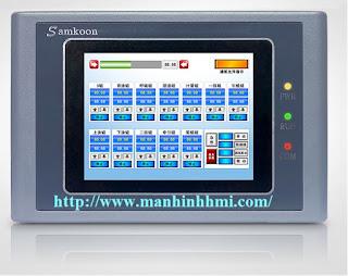 Hình ảnh màn hình cảm ứng 3.5 inch HMI Samkoon SK-035FE Công ty TNHH Cơ điện Auto Vina