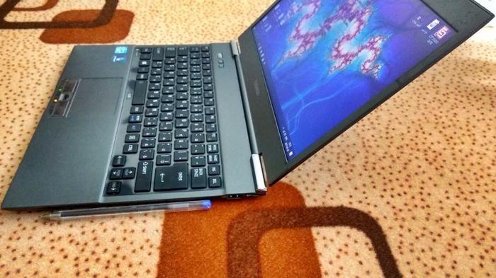 Jual Toshiba Ultrabook Dynabook R632 Laptop - Core i5 3317U(1.7GHz) - 4GB RAM - 128GB SSD - bekas