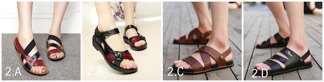 Summer Sandals From TSOS