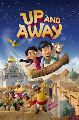 Up And Away (2018) Dual Audio 720p | 480p WEBRip ESub x264 [Hindi – Eng] 850Mb | 250Mb