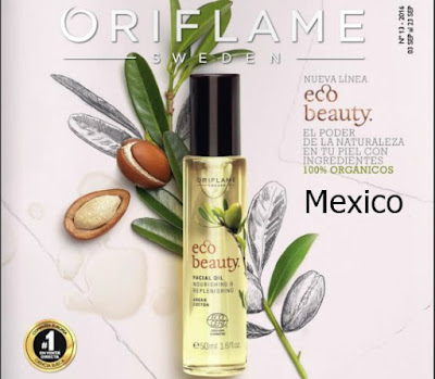 Catalogo 13 2016 Oriflame Mexico
