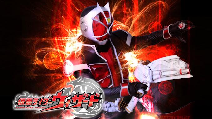 Kamen Rider Wizard Episode 1 - 53 Tamat Subtitle Indonesia