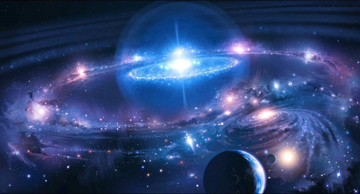 Universo e Galáxias