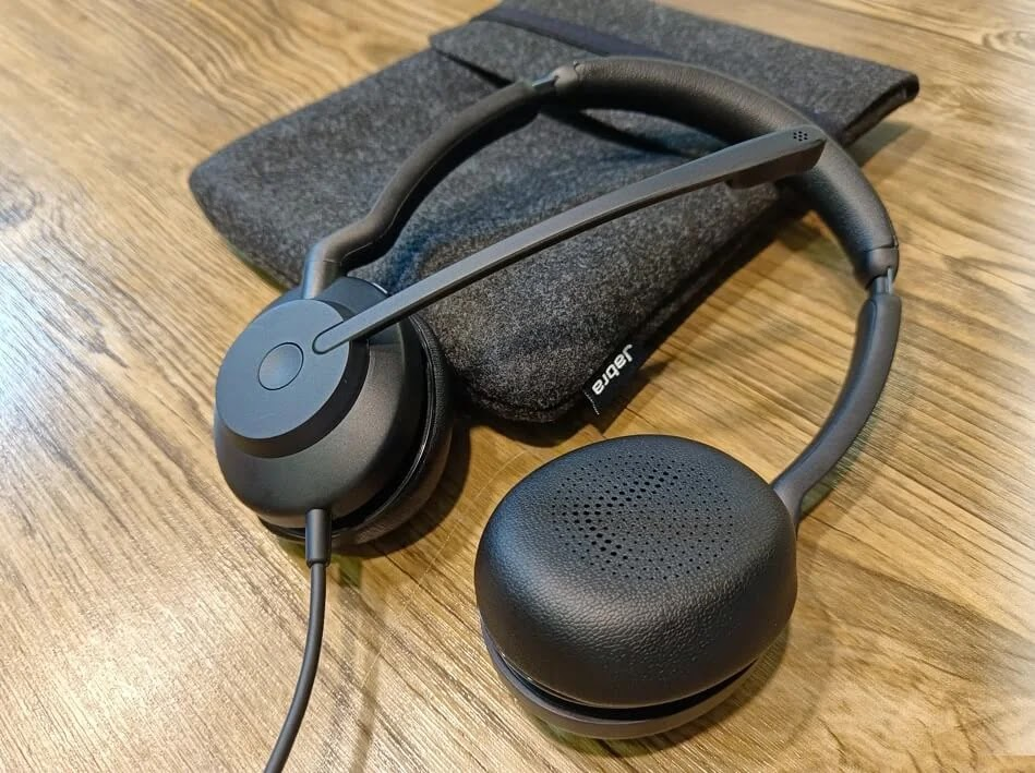 Jabra Evolve2 30 Review; What Productivity Sounds Like